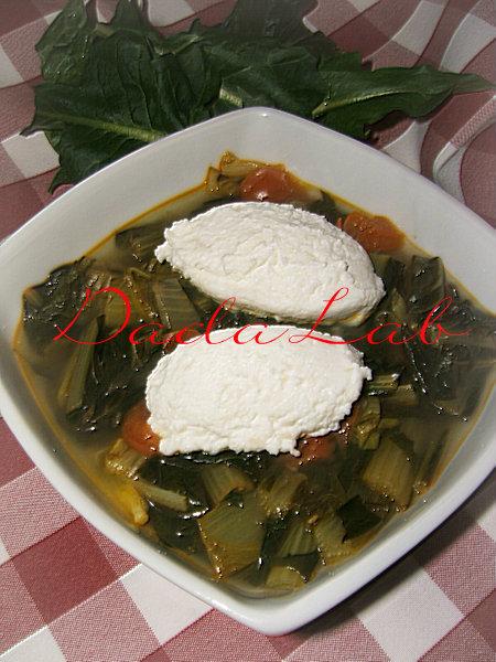 zuppa cicorie - Copia