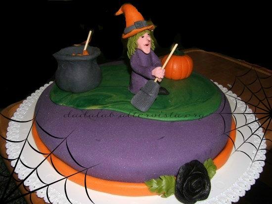 torta halloween 2010