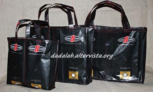 Borse con buste del caffè – Coffee bags