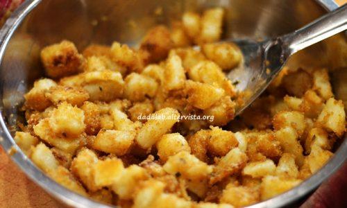Patate sabbiose alla paprika
