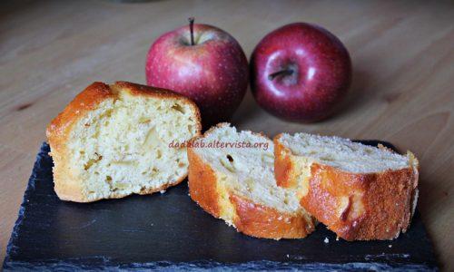 Ciambella alle mele – ricetta della mia mamma
