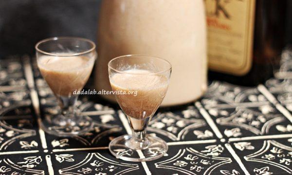 Crema al whisky – liquore fatto in casa
