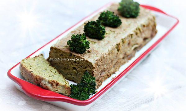 Flan di broccoli